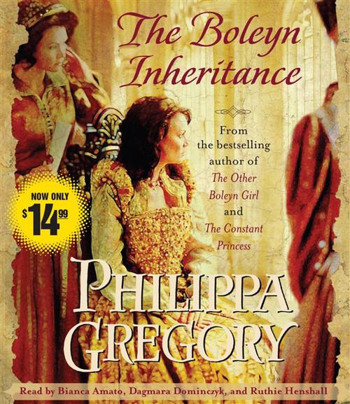The Boleyn Inheritance by Philippa Gregory Audiobook
