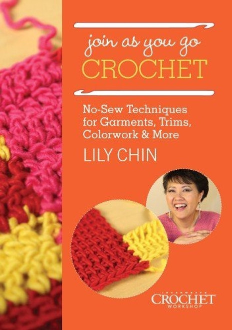 Join as you Go Crochet with Lily Chin DVD