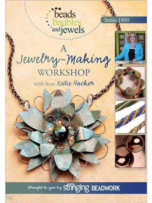 Beads Baubles and Jewels TV Series 1800 with Katie Hacker DVD