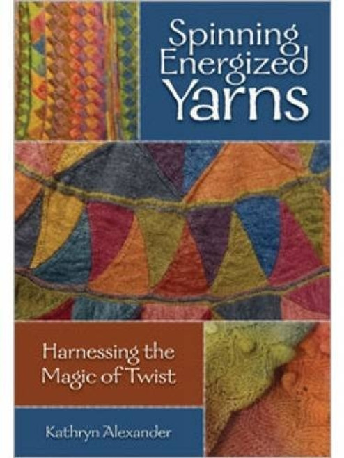 Spinning Energized Yarns with Kathryn Alexander DVD