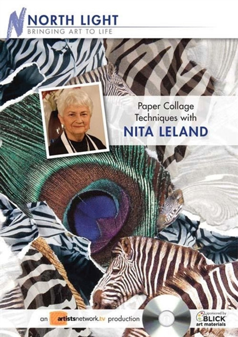 Paper Collage Techniques with Nita Leland DVD