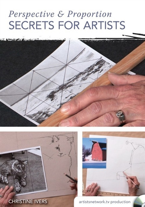 Perspective & Proportion Secrets for Artists with Christine Ivers DVD