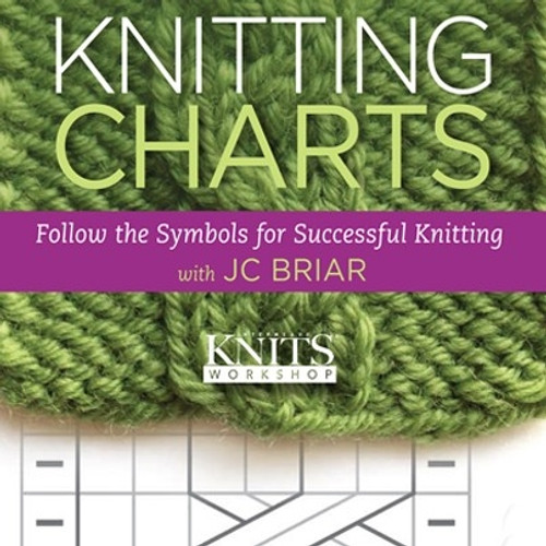 Knitting Charts - Follow the Symbols for Successful Knitting with JC Briar DVD