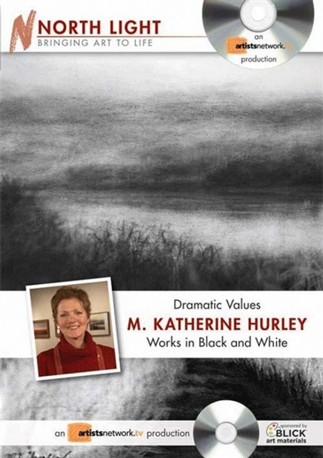 Dramatic Values - M. Katherine Hurley Works in Black and White DVD