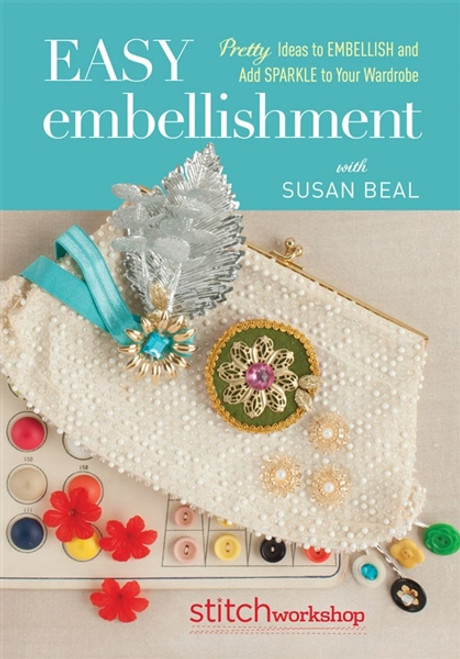 Easy Embellishment with Susan Beal DVD