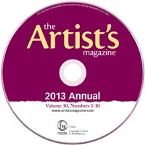 The Artist's Magazine 2013 Annual CD