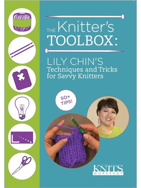 The Knitter's Toolbox by Lily Chin DVD