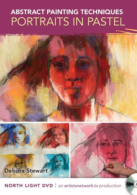 Abstract Painting Techniques - Portraits in Pastel with Debora Stewart DVD