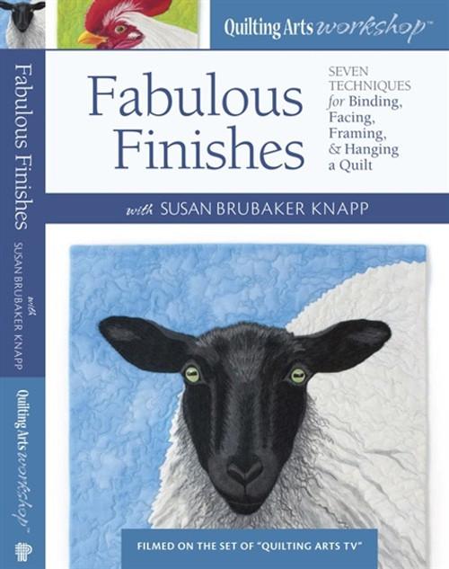 Fabulous Finishes with Susan Brubaker Knapp DVD