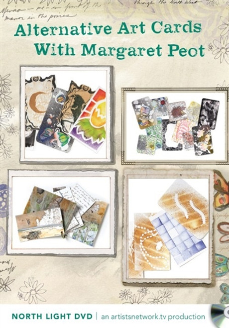 Alternative Art Cards with Margaret Peot DVD