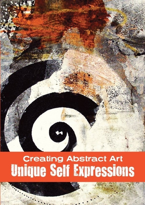 Creating Abstract Art - Unique Self Expressions with Dean Nimmer DVD