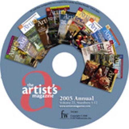 The Artist's Magazine 2005 Annual CD