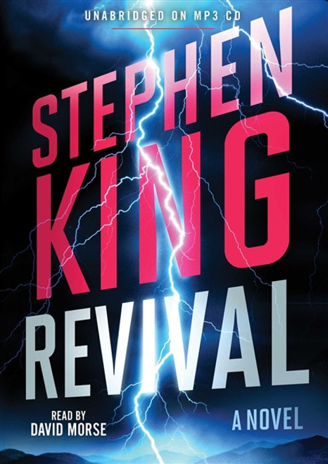 Revival - A Novel by Stephen King Audiobook MP3 CD
