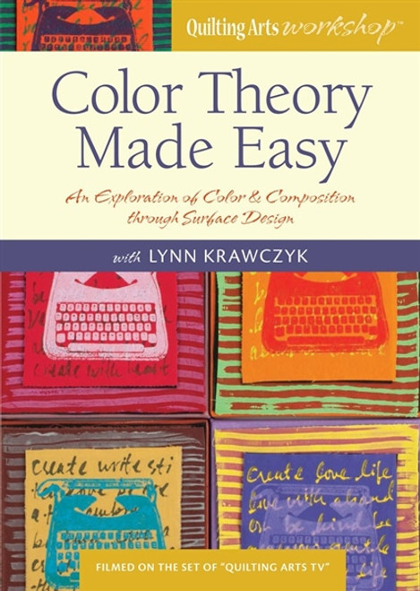 Color Theory Made Easy with Lynn Krawczyk DVD