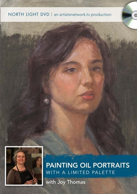Painting Oil Portraits with a Limited Palette with Joy Thomas DVD