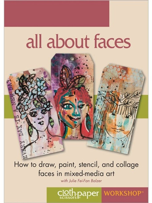 All About Faces With Julie Fei-Fan Balzer DVD