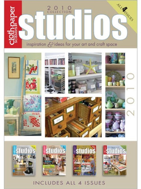 Studios Magazine 2010 Collection CD 4 Issues