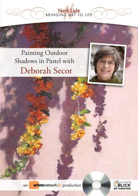 Painting Outdoor Shadows in Pastel with Deborah Secor DVD