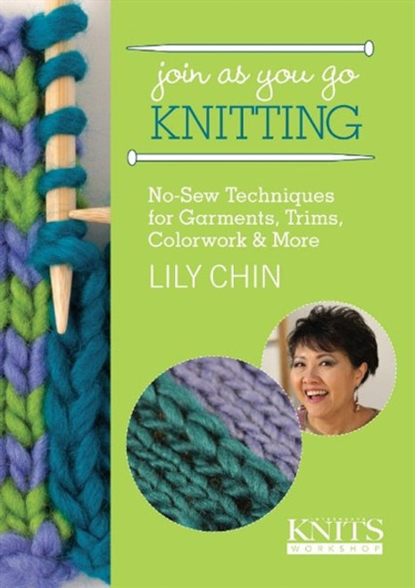 Join As You Go Knitting with Lily Chin DVD
