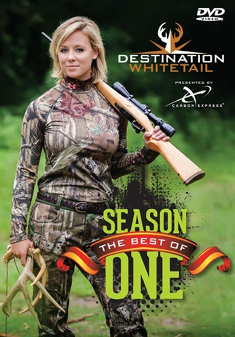 Destination Whitetail - Best of Season 1 Hosted by Lauren Rich DVD