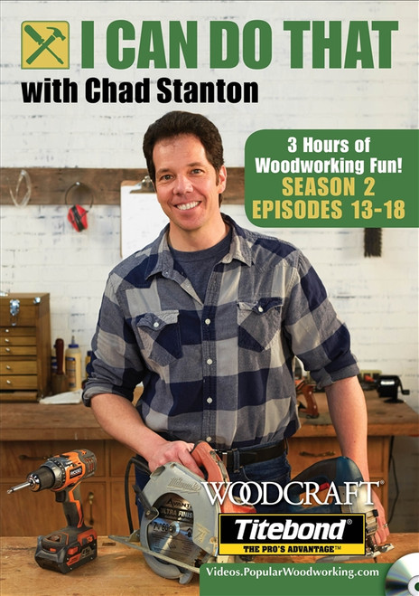 I Can Do That! with Chad Stanton - Season 2 Episodes 13-18 DVD