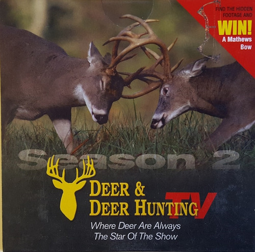Deer & Deer Hunting TV Season 2 DVD