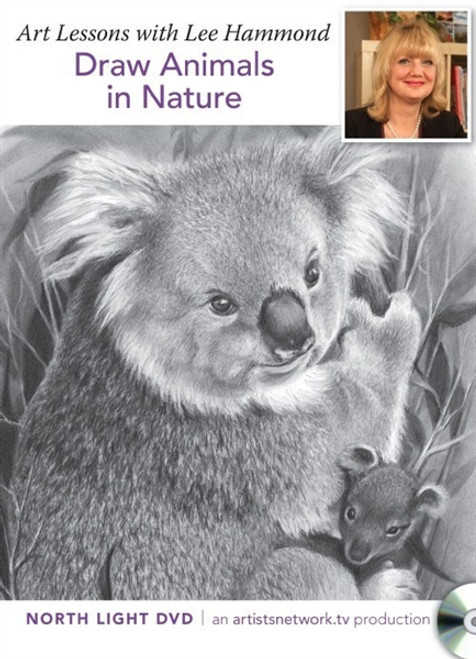Art Lessons With Lee Hammond - Draw Animals in Nature DVD