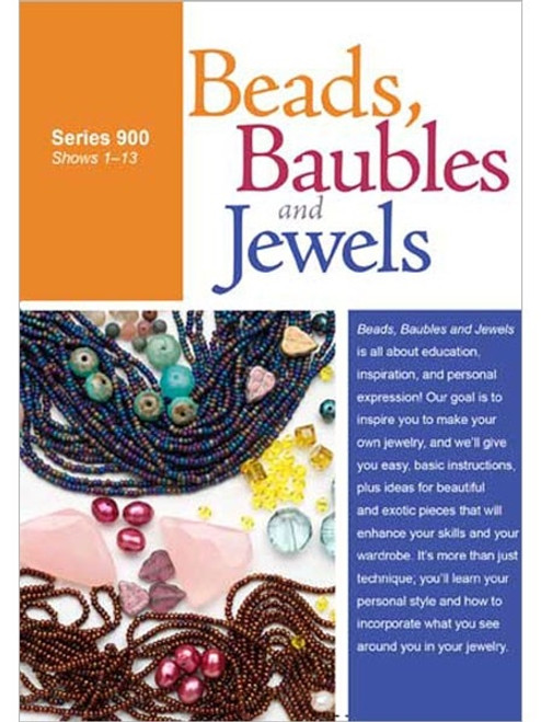 Beads Baubles and Jewels TV Series 900 with Katina Forte DVD