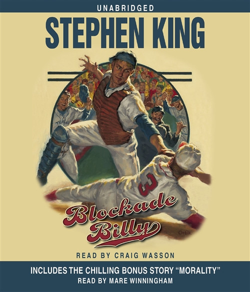 Blockade Billy by Stephen King Audiobook