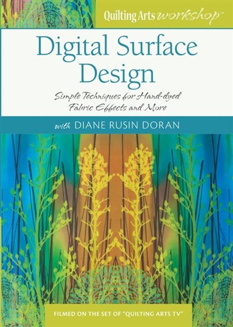 Digital Surface Design with  Diane Rusin Doran DVD