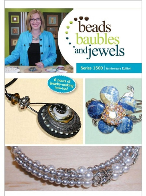 Beads Baubles and Jewels TV Series 1500 with Katie Hacker DVD