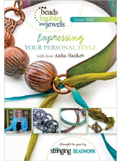 Beads Baubles and Jewels TV Series 1600 with Katie Hacker DVD
