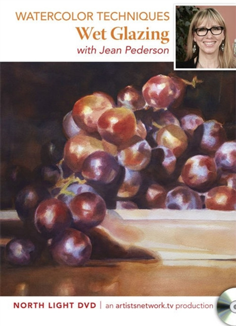 Watercolor Techniques - Wet Glazing With Jean Pederson DVD