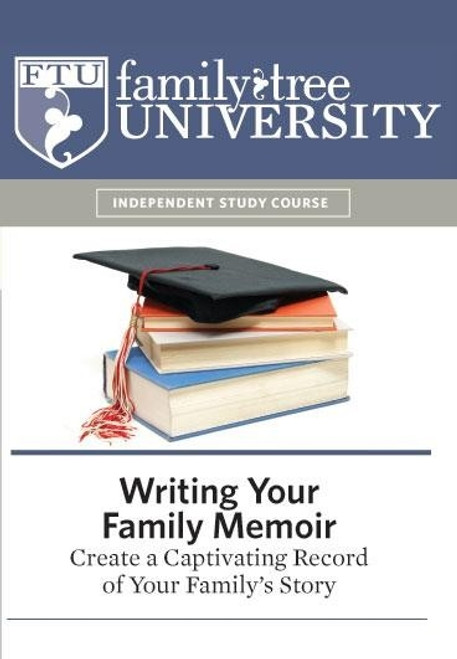 Family Tree University - Writing Your Family Memoir By Morton Sunny McClellan CD