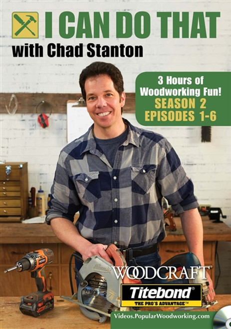 I Can Do That! with Chad Stanton - Season 2, Episodes 1-6 DVD