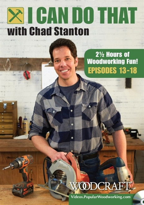 I Can Do That! with Chad Stanton - Episodes 13-18 DVD