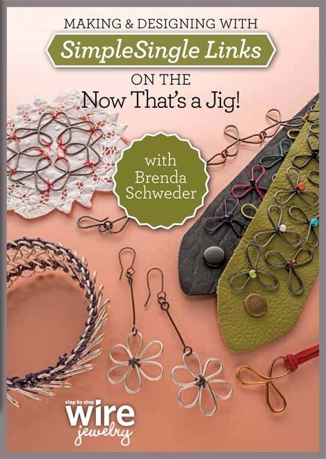 Making & Designing with Simple Single Links with Brenda Schweder DVD