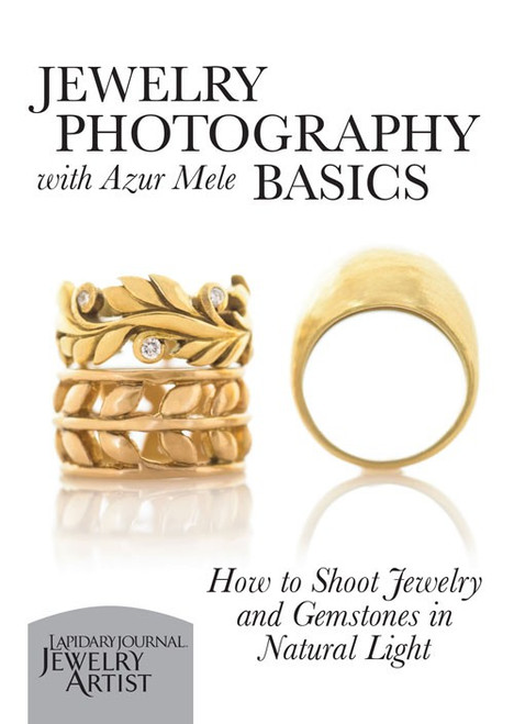 Jewelry Photography Basics -  with Azur Mele DVD