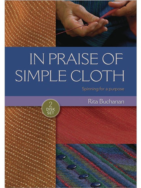 In Praise of Simple Cloth with Rita Buchanan DVD