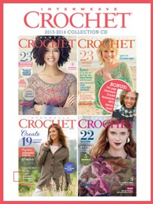 Interweave Crochet 2013-2014 CD 4 Issues