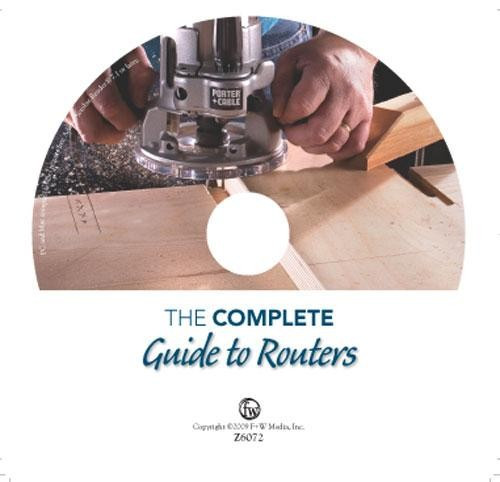 The Complete Guide to Routers - CD (9781440302244)