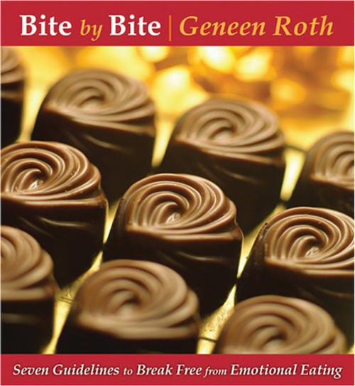 Bite by Bite by Geneen Roth Audiobook CD (9781591794639)