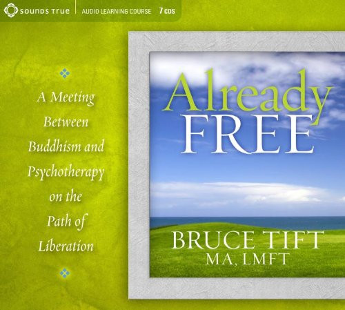 Already Free - Buddhism Meets Psychotherapy by Bruce Tift MA Audiobook CD (9781604074741)