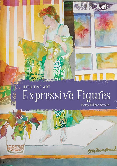 Intuitive Art - Expressive Figures with Betsy Dillard Stroud DVD (9781440353659)