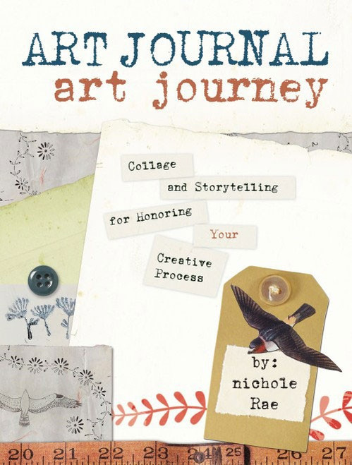 Art Journal Art Journey by Nichole Rae Paperback (9781440330070)