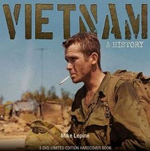 Vietnam - A History by Mike Lepine (9780993016912)