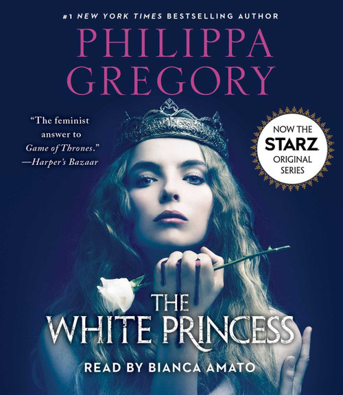 The White Princess - Tudor Novels by Philippa Gregory - Audiobook CD (9781508239604)