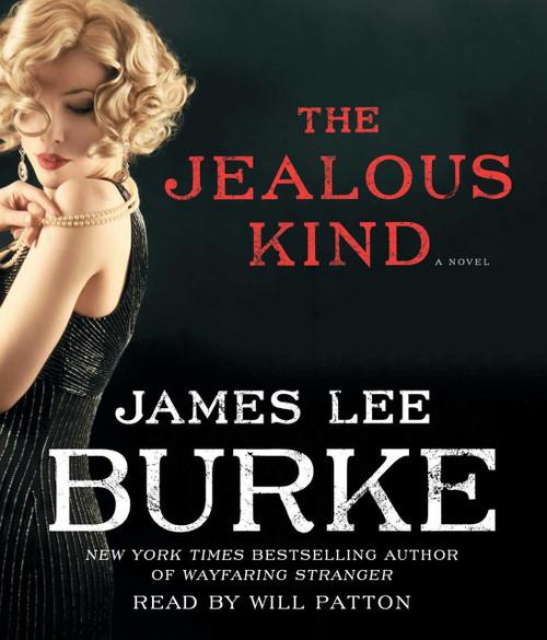 The Jealous Kind - by James Lee Burke, Audio CD – Audiobook, CD, Unabridged (9781508211686)