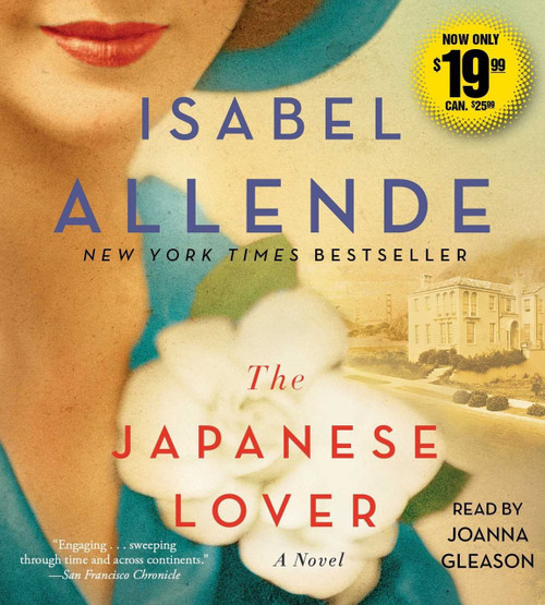 The Japanese Lover by Isabel Allende, Audio CD – CD, Unabridged, Audiobook (9781508227342)