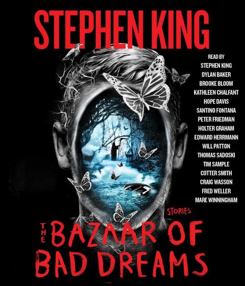 The Bazaar of Bad Dreams - Stories by Stephen King, Audiobook, CD, Unabridged (9781442388505)